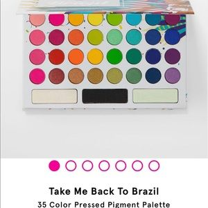 BH Cosmetics Take Me Back To Brazil Eye Palette